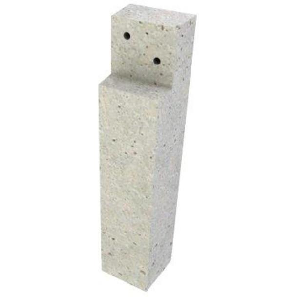 Concrete Deck Post (600 x 100 x 100mm)