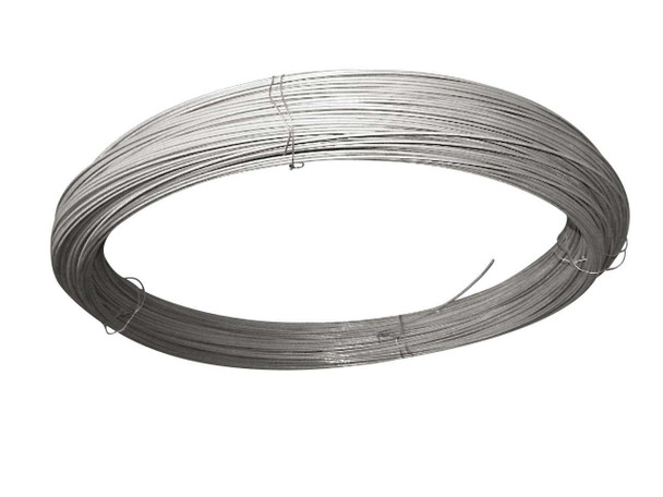 3.15mm Galvanised Line Wire 25Kg Coil (Approx 410M)