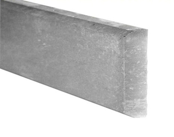 Concrete Gravel Board (1830 x 305 x 50mm) - Smooth Faced