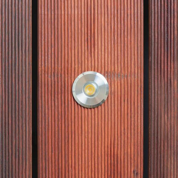 Ellumière Small Deck Lights (45mm) - 1w LED Bulb, Set of 4