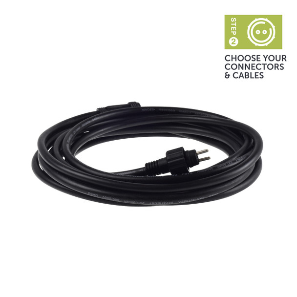 Ellumière Outdoor Lighting Extension Cable (5m)