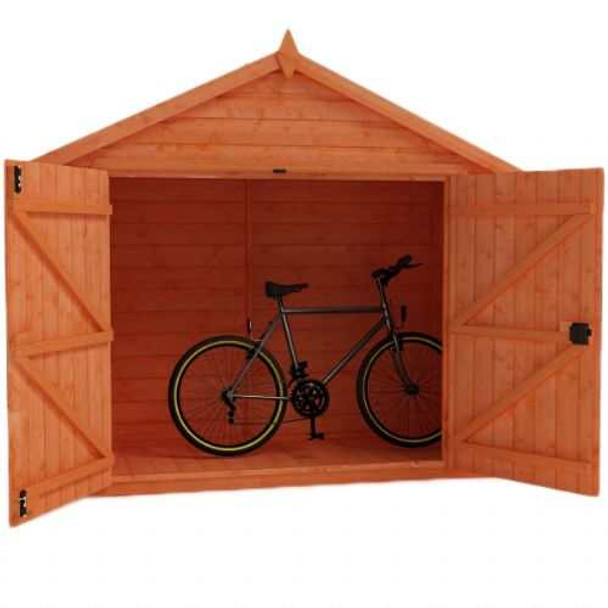 Bike Shed - 3x7 model shown