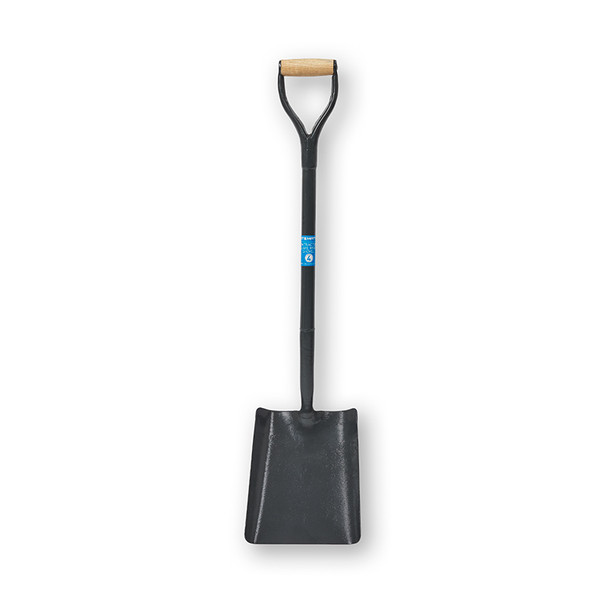 Square Mouth Shovel (Steel)