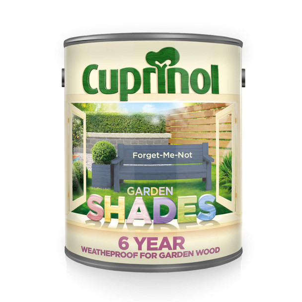 Cuprinol Garden Shades 2.5L Forget Me Not