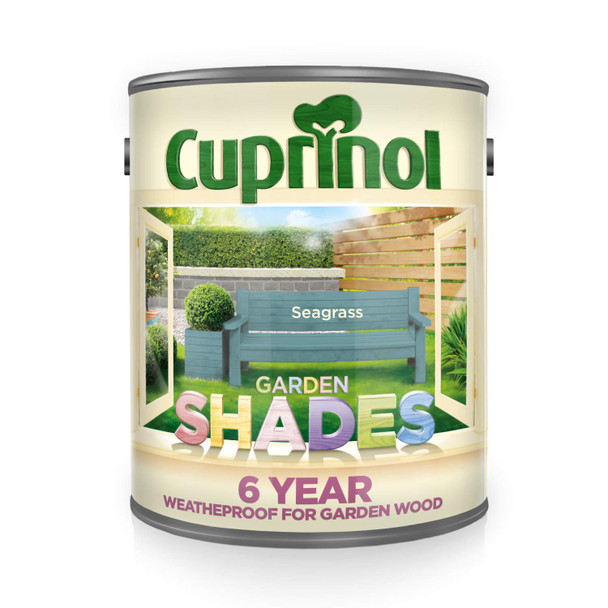Cuprinol Garden Shades 2.5L Seagrass