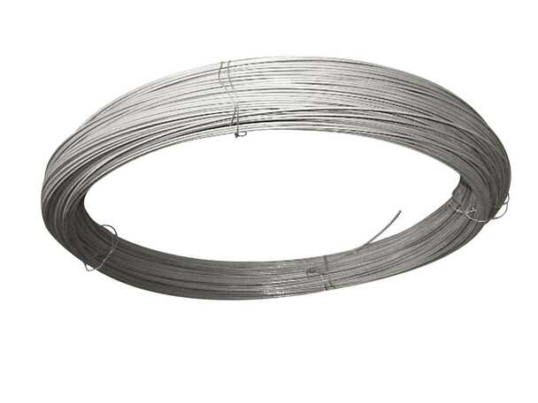 Galvanised Tying Wire Coil - Approx 31m