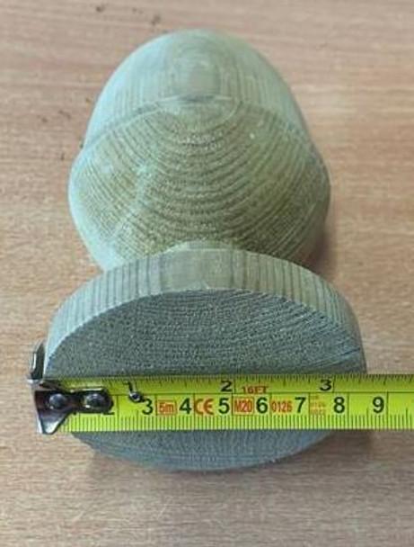 Acorn Finial (85mm)