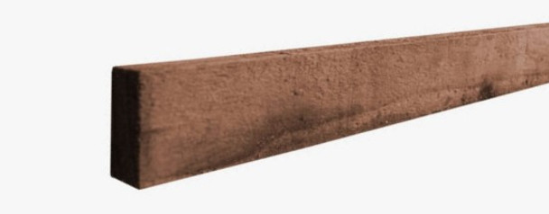 19 x 38 x 3000mm Roofing Batten - Brown Timber