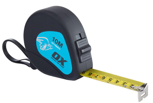 OX Tools - Trade 10m Tape Measure