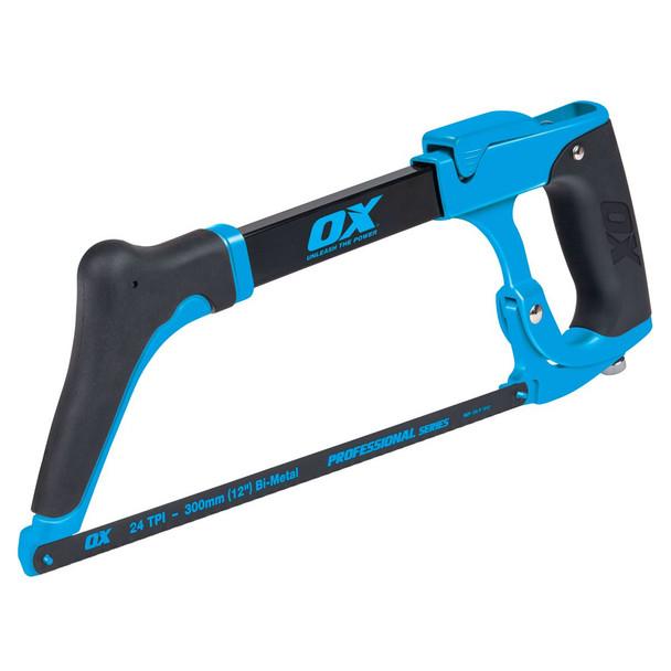 "OX Tools - Pro High Tension Hacksaw (12"")"