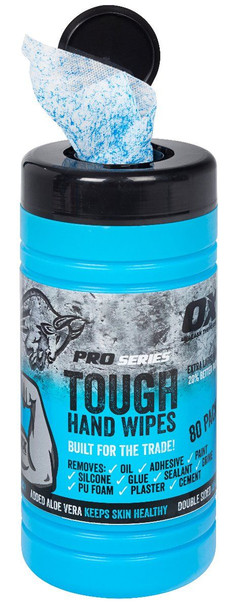 OX Tools - Pro Tough XL Hand Wipes