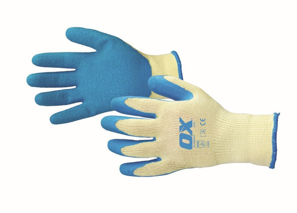 OX Tools - Pro Latex Grip Gloves