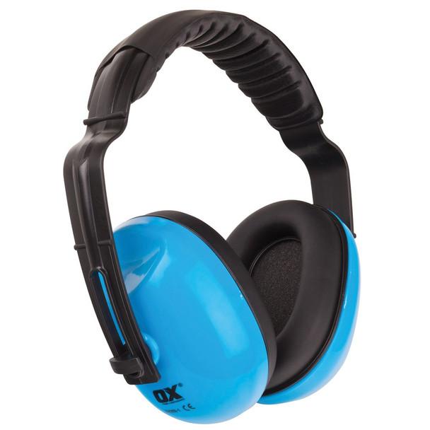 OX Tools - Premium Ear Defenders - SNR 27DB