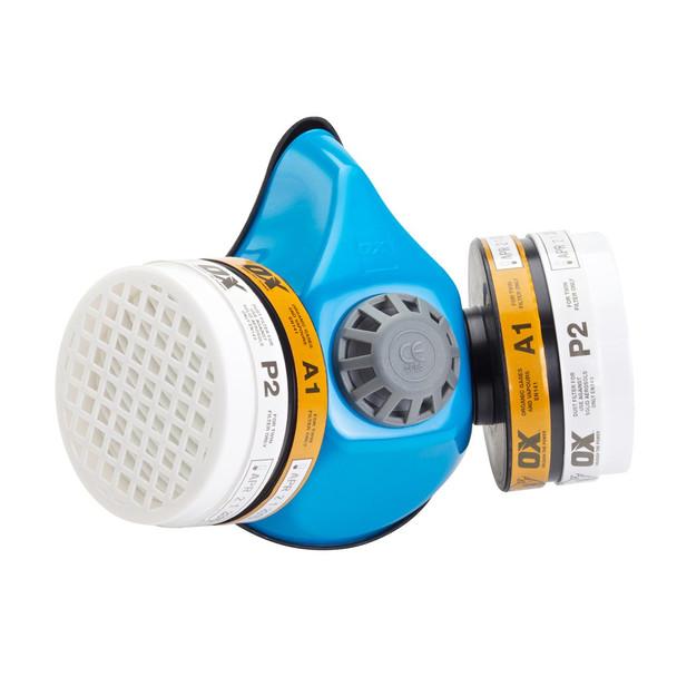 OX Tools - Twin Half Mask Respirator