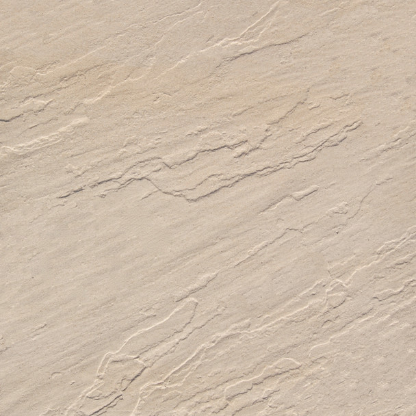 Country Porcelain Paving Slab (600 x 600 x 18mm) - Portland Buff