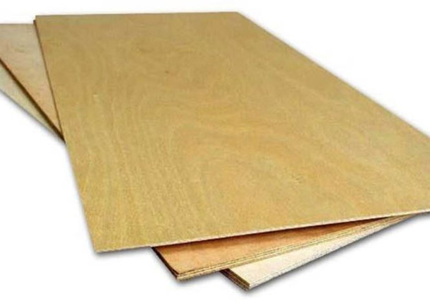 2440 x 1220 x 18mm Radiata Pine Plywood Sheet
