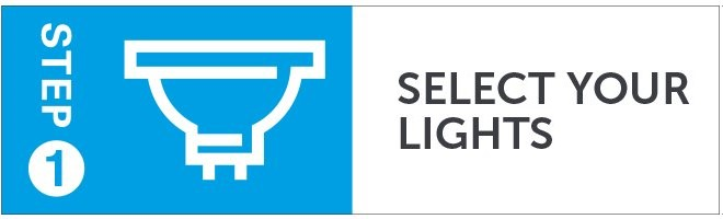 Step 1 - Lights