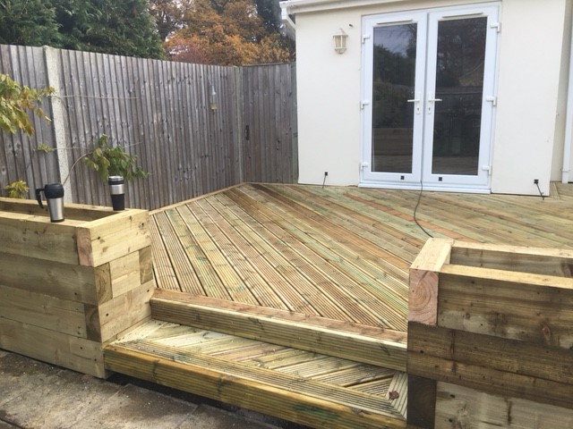 Why Build a Raised Bed With Railway Sleepers? - AVS Fencing Supplies
