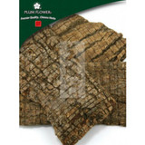 Eucommia Bark - Medium (Du Zhong) - Sliced Form 1 lb - Plum Flower Brand
