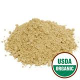 Bupleurum Root (Chai Hu) - Organic Powder Form 4 Ounces - Starwest Botanicals Brand (201156-54)