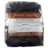 Organic Shu Di Huang Sliced Herb