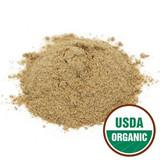Organic Psyllium Husk Powder, 1 lb. Starwest Botanicals