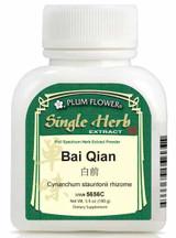 Bai Qian - Cynanchum Stautoni Root - Extract Powder Form
