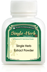 Su Mu (Sappan Wood) - Full Spectrum Extract Powder Form 100 g. - Plum Flower Brand