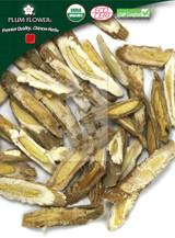 Organic Ban Lan Gen - Isatis Root - Cut Form - Plum Flower