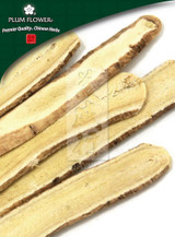 Astragulas Root Medium Sliced form
