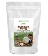 Chaga, Cordyceps, and Lion's Mane Instant Mushroom Coffee, ZNaturals Foods