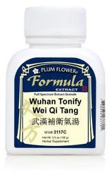 Wuhan Tonify Wei Qi Tang Extract Powder WuhanBuWeiQiTang