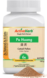 Cattail Pollen (Pu Huang) Concentrated Granules 6x - Active Herb