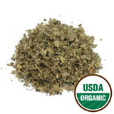 Certified Organic Mullein Leaf, cut & sifted