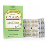 Lonicera and Forsythia Antitoxic Pills (Yin Chiao Chieh Tu Pien) - Plum Flower Brand