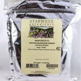 Shiitake Mushroom Lentinus elodes Starwest Powder 1 lb