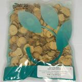 Shrubby Sophora Root Slices, Organic (You Ji Ku Shen) Nuherbs brand - Cut Form 1lb