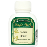 Cuscuta / Dodder Seed (Tu Si Zi) Plum Flower, Concentrated Powder 100 gram bottle