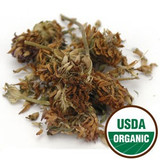 Red Clover Blossoms Whole - Certified Organic 1 lb