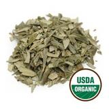 Olive Leaf, Cut, Organic, 1lb