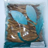Reishi Mushroom, Sliced, Ling Zhi (Red) Certified Organic, Sliced/Cut form, Nuherbs 1lb