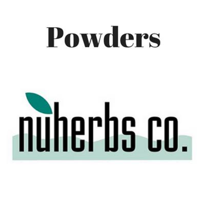 Nuherbs Powders