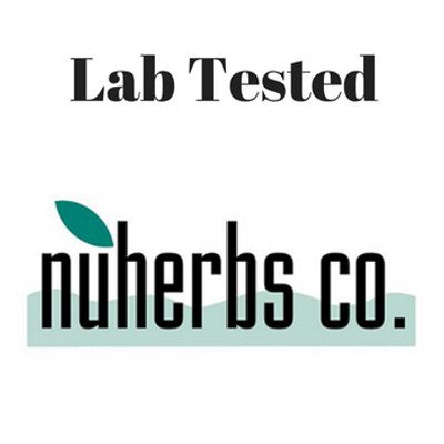NuHerbs Lab Tested