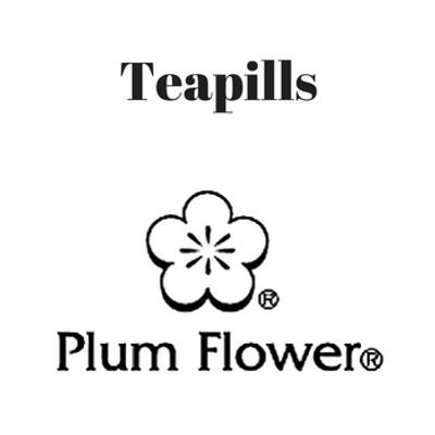 Plum Flower Teapills