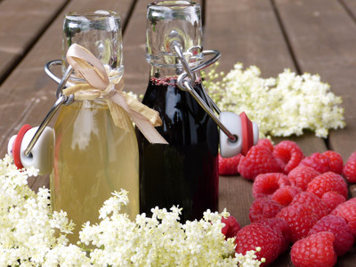 Discover Herb Infused Simple Syrups