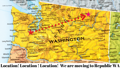 Location, Location, Location! We are moving