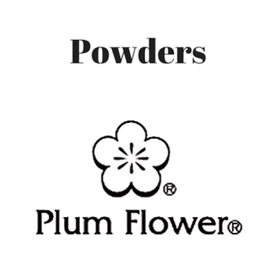 Plum Flower Powders