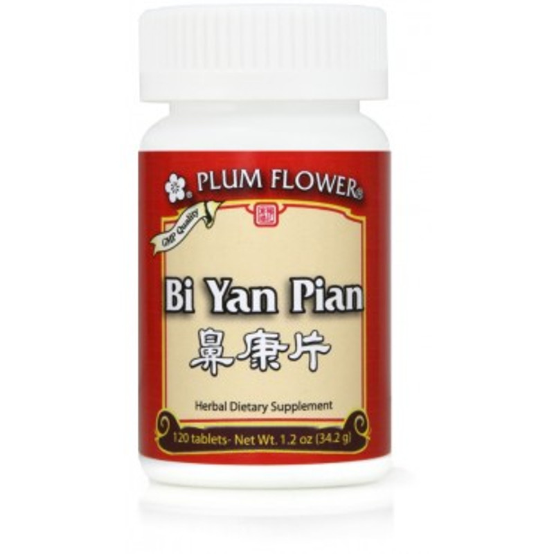 Bi Yan Pian Tablets by Plum Flower