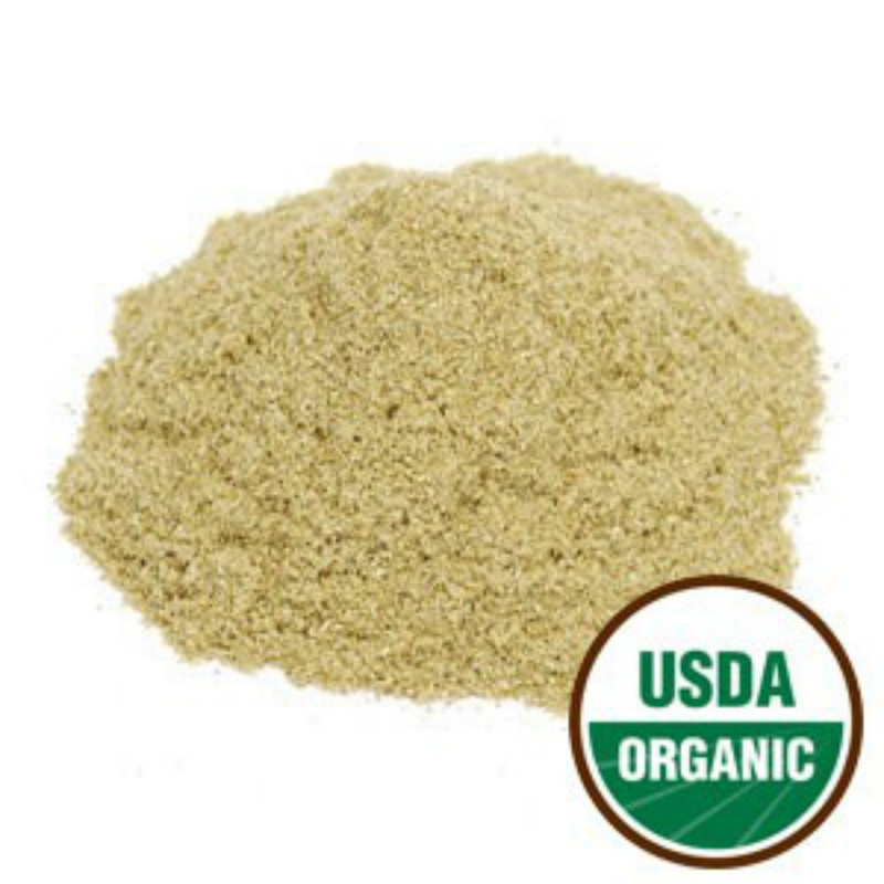 Chamomile Flowers Certified Organic Powder 1 lb