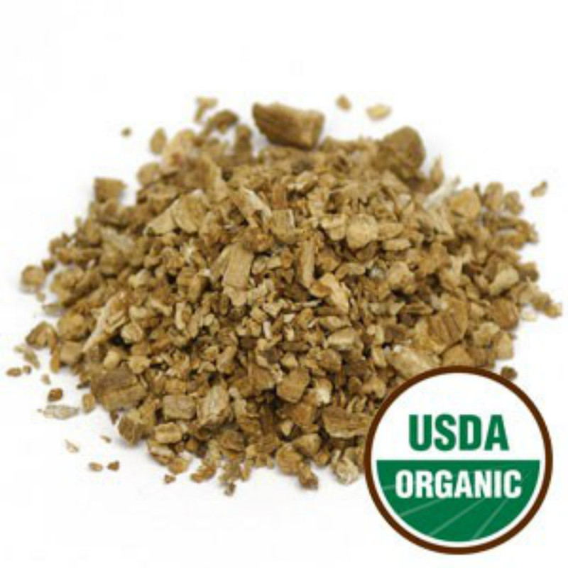 Burdock Root Certified Organic Cut and Sift 1lb